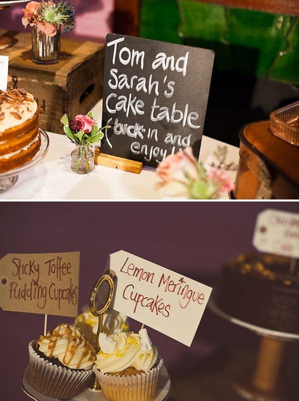 Wedding - Cake Table