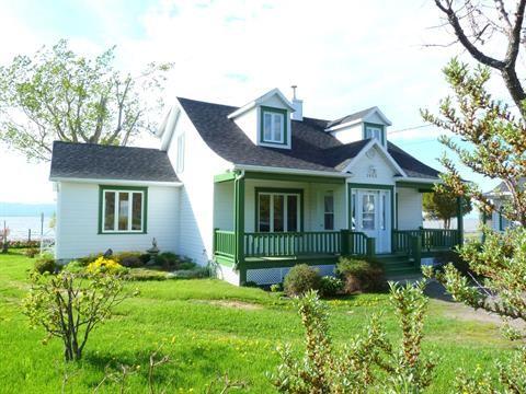 Maison à vendre à Cap-Saint-Ignace - 245000 $