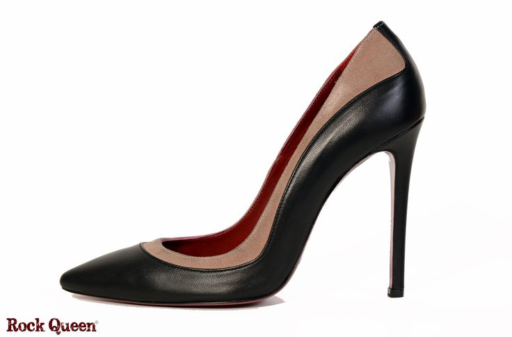 www.rockqueen.shoes https://www.facebook.com/rqshoes #RQ_033  #Rock_Queen #rock #queen #star #shoes #handmade #handcraft #greece #leather #suede #quality #black #nude #heel #pump #woman #fashion #collection #crimson_blood_sole #leather_sole #passion #sexy #femininity #classic