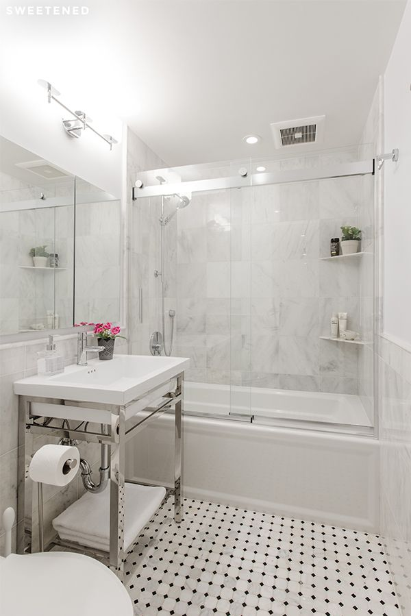 Small Bathroom Renovation Nyc 75 best new york master bath images on pinterest | bathroom ideas