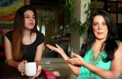 Pooja Bedi and her daughter Aalias Eff N Bedi videos are super funny