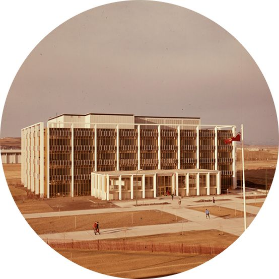 University of Calgary Central Library