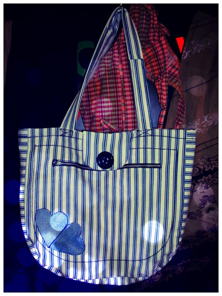 hand made bag (2850.-)