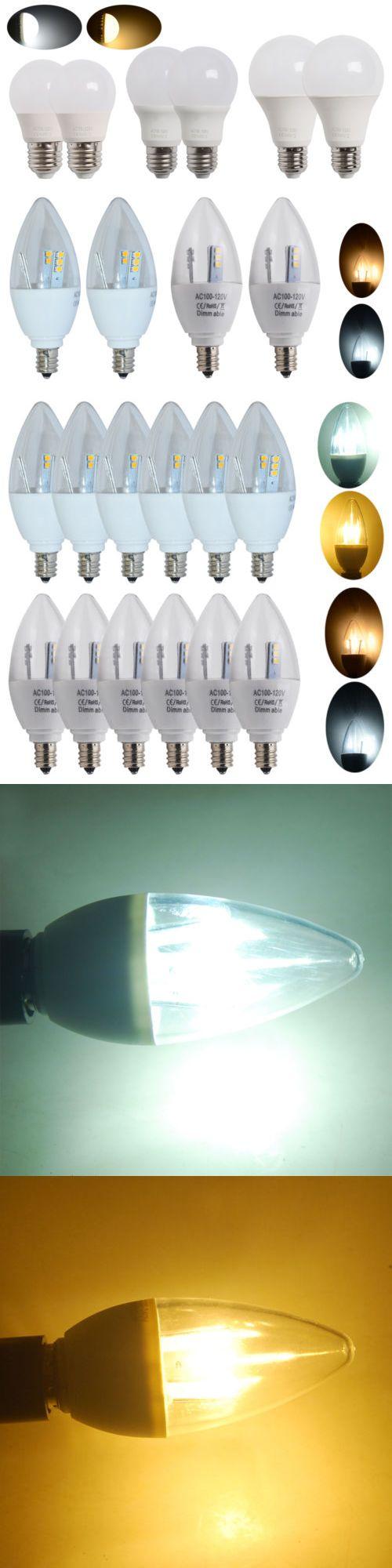 1000 images about lightbulb things on pinterest lightbulbs bulbs - Light Bulbs 20706 E26 E12 Candelabra Led Light Bulb 5w 8w 10w 12w Candle Light