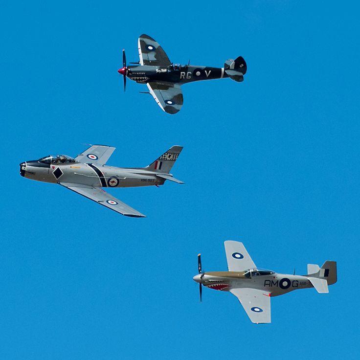 Australian Warbirds / RAAF Point Cook and Avalon
