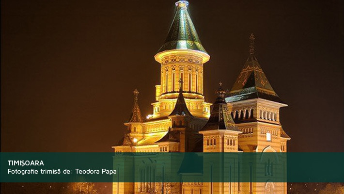 TimisoaraPoza trimisa de catre Teodora Papa  28 de poze frumoase cu orase din Romania (partea 2).  Vezi mai multe poze pe www.ghiduri-turistice.info