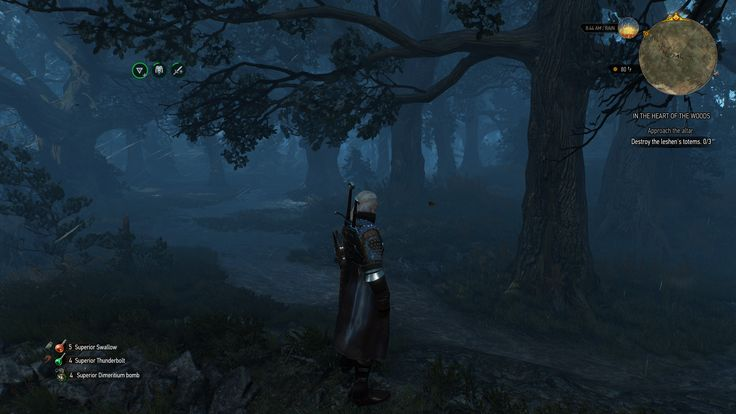 [The Witcher 3 PC] 237 hours in and I'm still blown away by how good the game looks and runs.