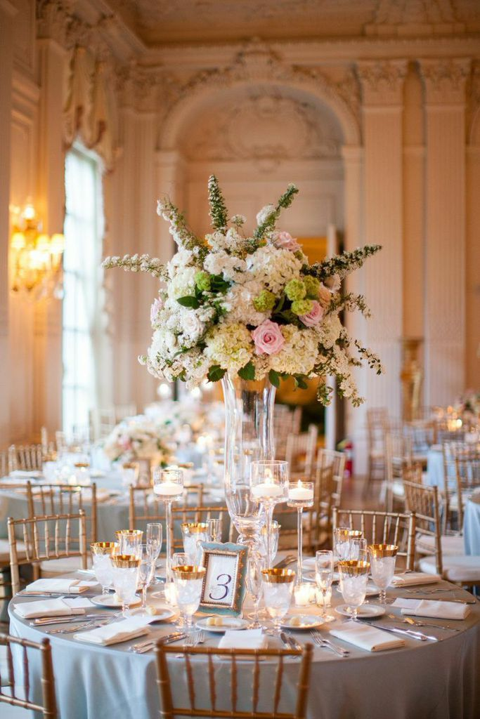 Incredibly Romantic Wedding with French Inspired Elegance
