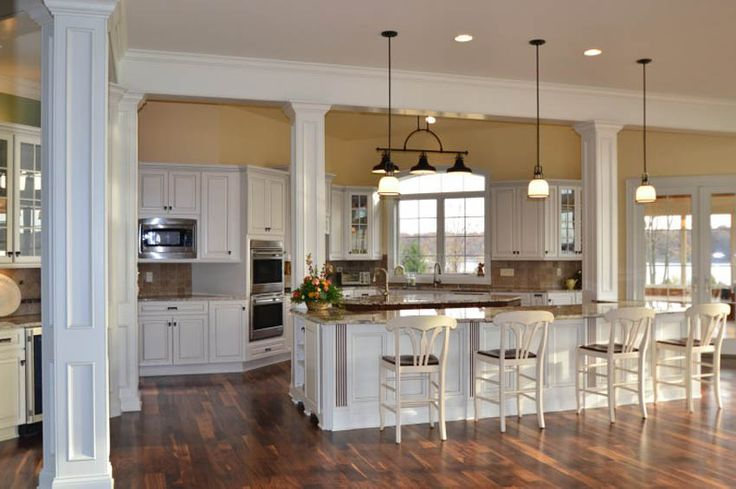 15 best open floor plan remodel images on pinterest for the home open floor plans and home ideas on kitchen remodel floor id=25982