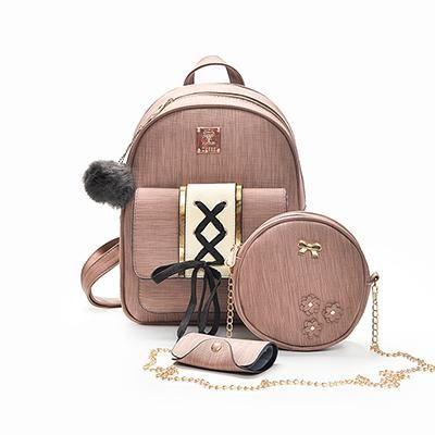 e3cfb62c0 Maravilhosa mochila feminina para mulheres divas, estudantes universitárias  ou mulheres de negócio #segredinhodasdivas #