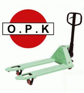 Hand PAllet OPK, kualitas terjamin, harga ekonomis, bergaransi hingga 1 tahun dan full maintence.