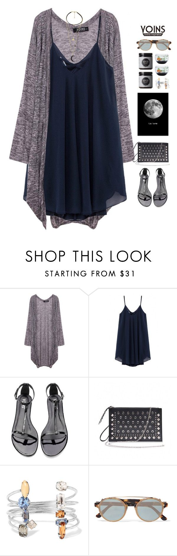 """""""YOINS *1700"""" by cutekawaiiandgoodlooking ❤ liked on Polyvore featuring DANNIJO, Westward Leaning, love, yoins and yoinscollection"""