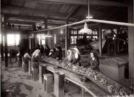 Montevecchio le cernitrici della miniera, Guspini