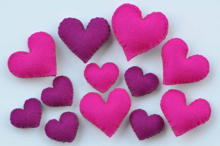 DIY A Sprinkling of Love Throughout the Day On Valentine's day, spread these hearts around the house – on pillows, in lunch bags, hidden in shoes and next to favorite toys.
