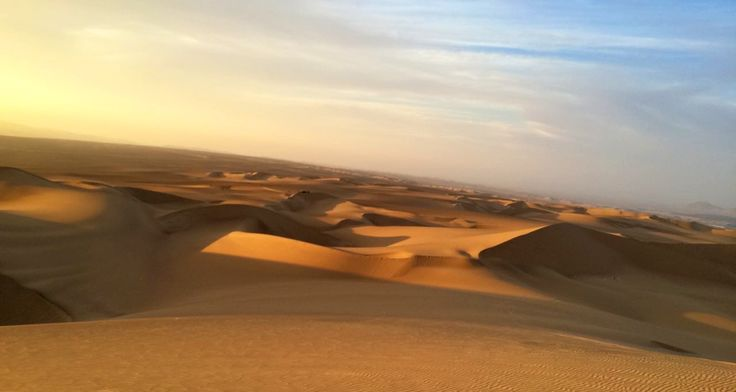 Dunes of Ica #Peru  Discover an amazing campaign to promote Peru with the #travelbloggers of @placeOK and the TV show El Trip by Cadena Caracol Internacional  http://www.placeok.com/campana-de-promocion-turistica-de-peru-eltripok/