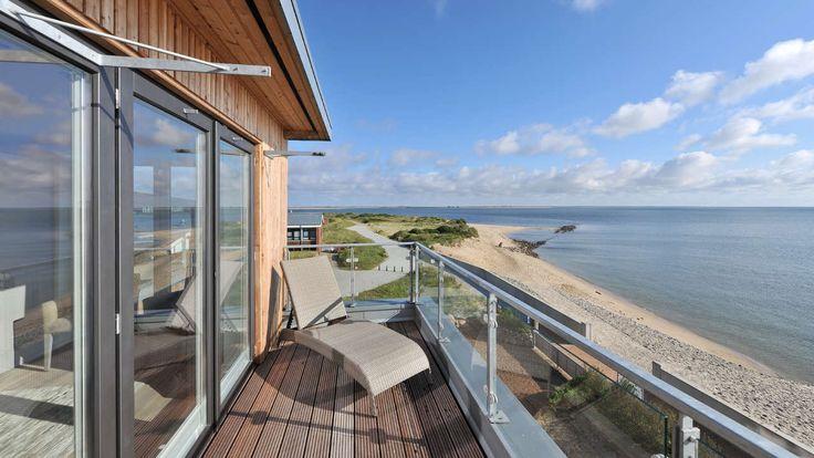 Sehnsucht Nordsee Die schönsten Hotels an der Waterkant