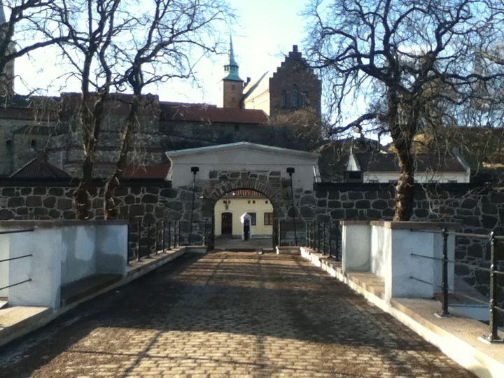 Akershus festning   Festningsplassen