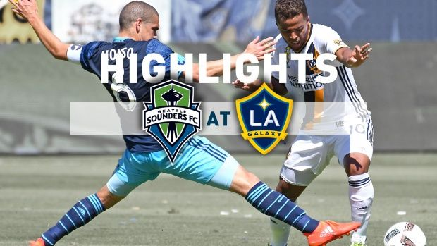 Seattle Sounders smash LA Galaxy as they inch closer to spot in the MLS Cup Playoffs
