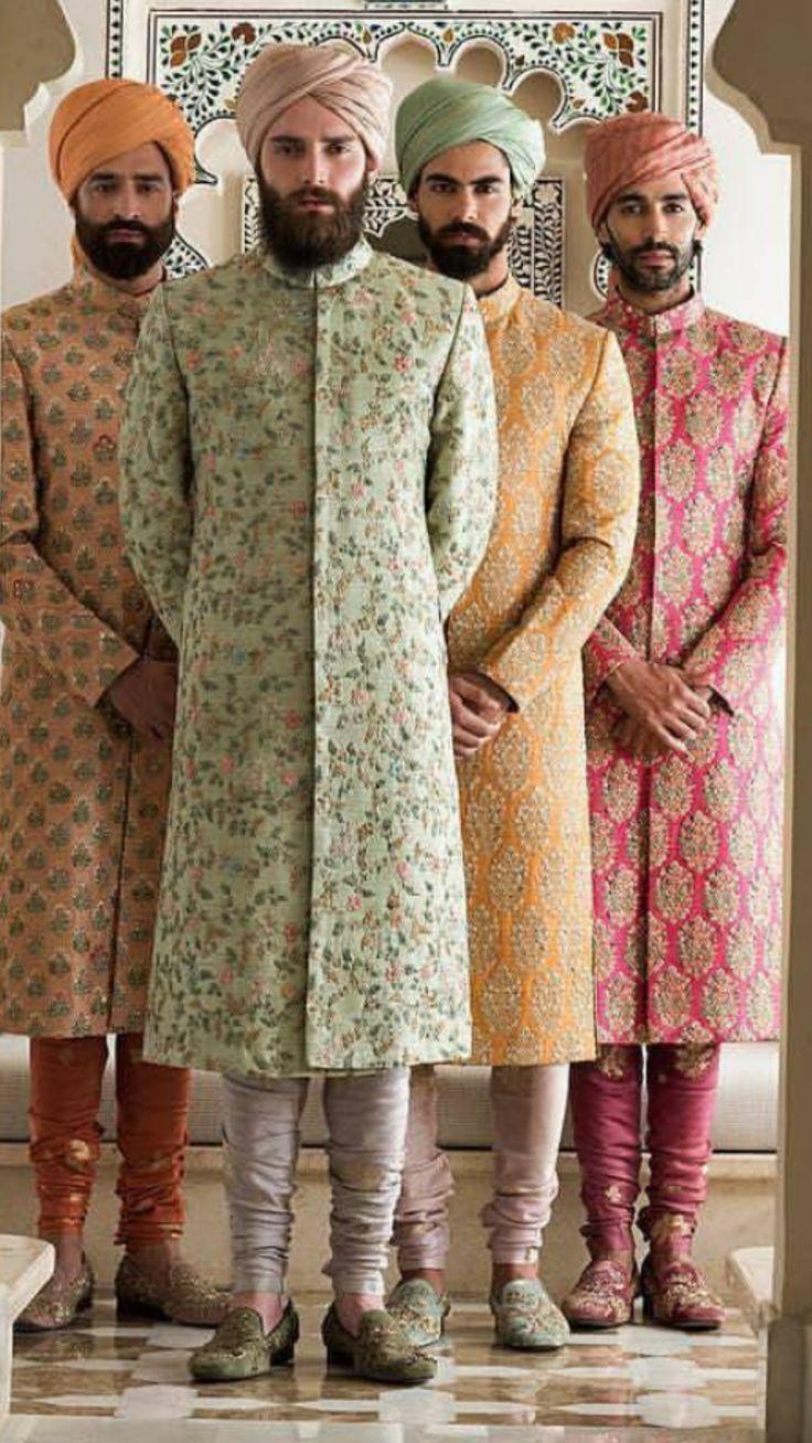 Pin By Sonam Randive On Clothing Sherwani For Men Wedding Sherwani Groom Indian Groom Dress