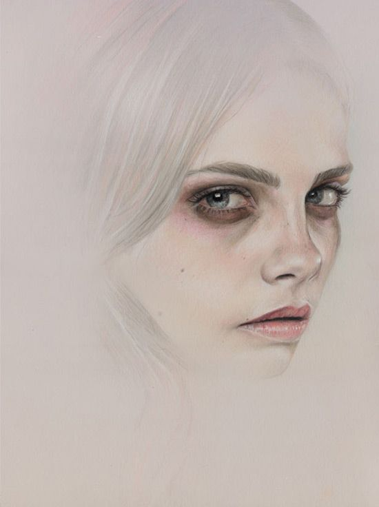 bec winnel* colored pencil