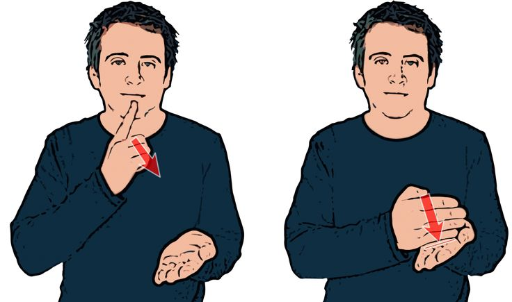 Promise - British Sign Language (BSL)