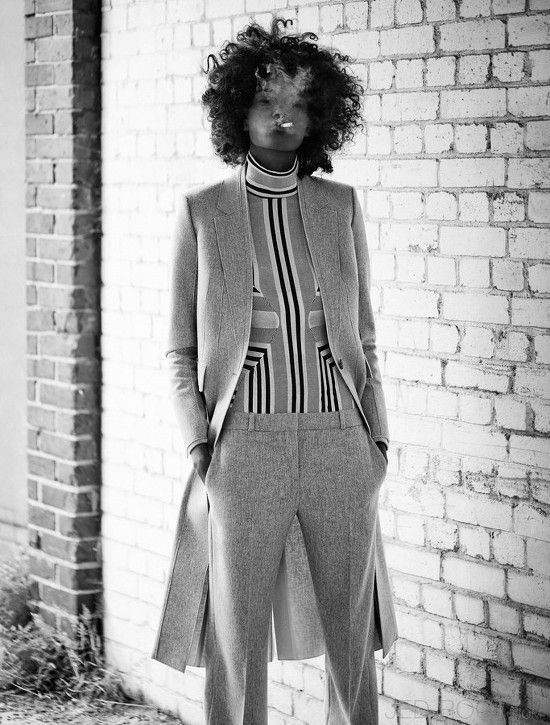 Natural Hair & Fashion Obsession | tomboybklyn: this look….love!