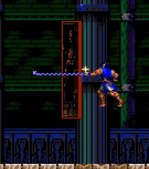"pixelclash: ""  freeze frame - Castlevania: Rondo of Blood (Konami - PC Engine - 1993) """