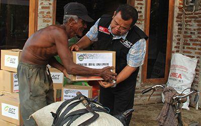 Safari Kemanusiaan Presiden ACT (1):  Cobaan Ramadhan yang Selalu Berat