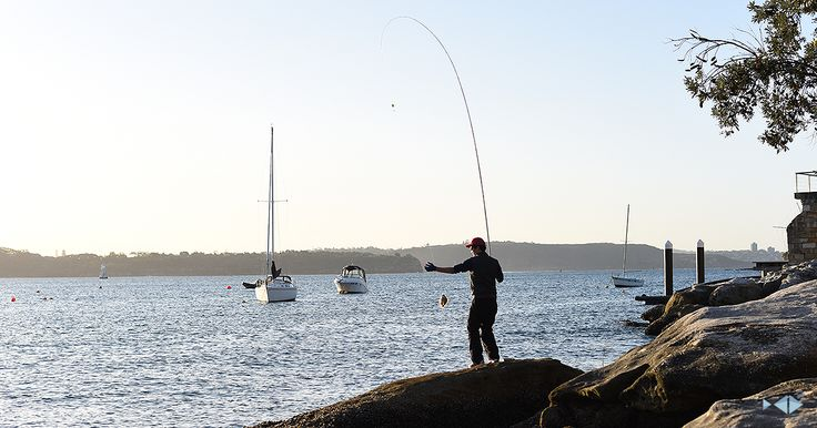 James Vongdara, along with his brother Phon, run the uber cool fishing website The Weekend Angle - fishing adventures near Sydney and Melbourne.