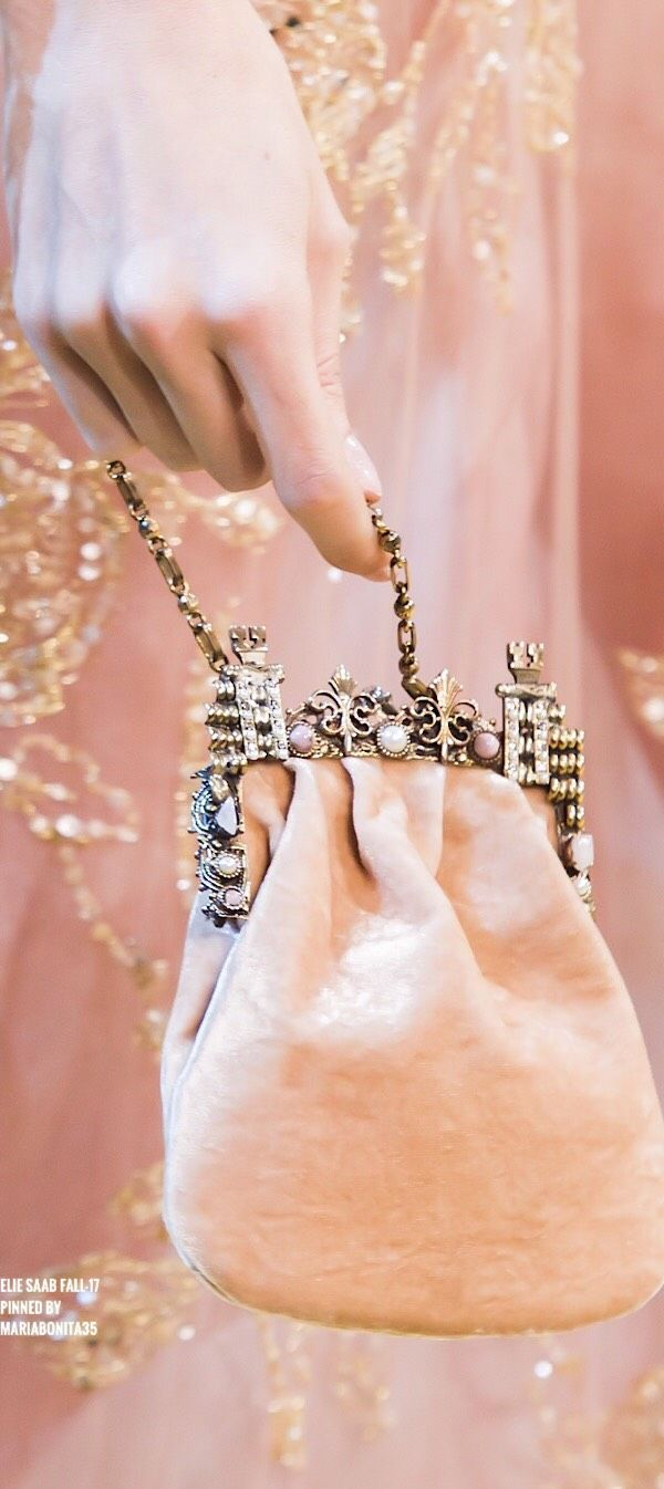 Elie Saab Fall-17 Haute Couture Details