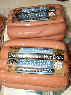 What's Good at Trader Joe's?: Trader Joe's All Natural ... |Trader Joes Hot Dogs