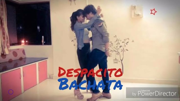 "Bachata style romantic dance on the most popular song on youtube ""Despacito by Luis Fonsi""  Video link: https://youtu.be/eFo2pFteuM8"