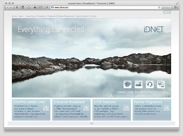 Connected Hebridean Landscapes by Julian Calverley, via Behance