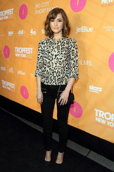 Rose Byrne Photos: Tropfest New York 2012