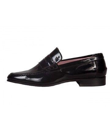 Verniz Black | Penny Shoes