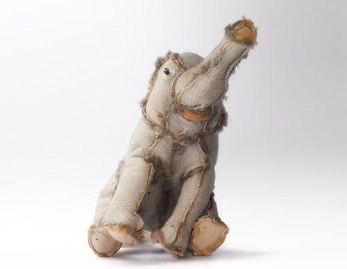 Upcycled stuffed animals