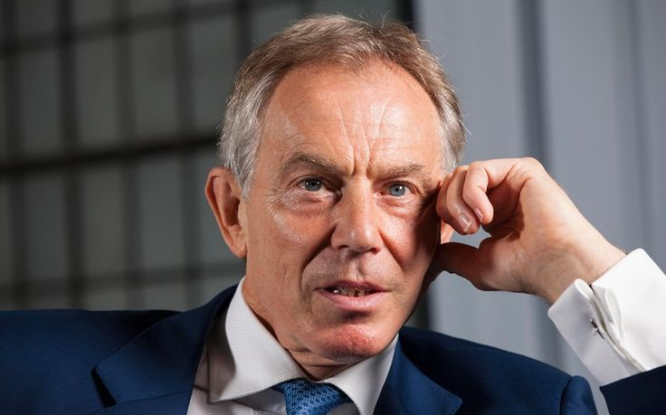 Iraq crisis: anger at Tony Blair over Middle East conflict blame game Tony Blair is heavily criticised for putting blame on the current gen...