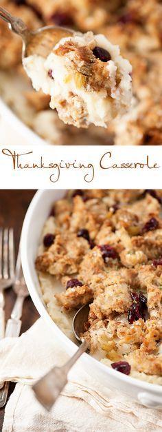 Leftover Turkey Casserole recipe                                                                                                                                                                                 More