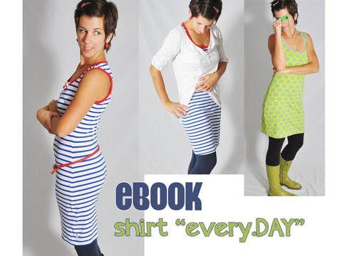 Der+Name+des+Basic-Shirts+ist+Programm+ –+ein+Shirt+für+jeden+Tag+–+ob+im+Herbst/Winter+zum+drunterziehen,+im+Sommer+als+(Strand-)+Kleidchen+oder+in+der+kürzeren+Version+als+Shirt+…+Ein+Basic,+das+man+einfach+immer+braucht!  Alle+Rechte+an+dieser+Anleitung+liegen+bei+Yvonne+Jahnke+–+leni+pepunkt. Der+Kauf+des+eBooks+berechtigt+den+Käufer,+genähte+Einzelstücke+zu+verkaufen,+bitte+erwähne+lediglich,+dass+der+Schnitt+von+leni+pepunkt.+stammt! Die+Weitergabe,+Kopie,+Tausch+des+eBOOKs+oder+V...