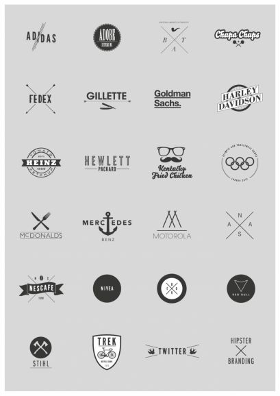 Hipster Branding Posters by Hipster Branding on The Bazaar. Buy creative products by Hipster Branding online!