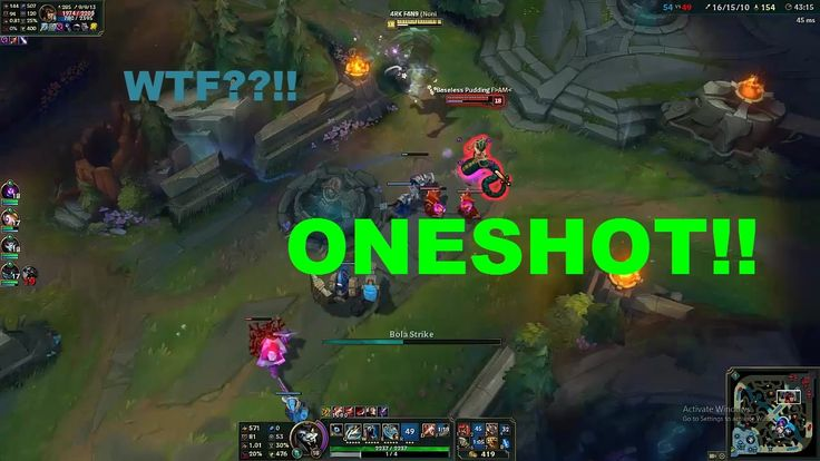 RENGAR ONESHOT oh rito https://www.youtube.com/attribution_link?a=pUuNkQpD1ag&u=%2Fwatch%3Fv%3D5AKXiRnbn7E%26feature%3Dshare #games #LeagueOfLegends #esports #lol #riot #Worlds #gaming
