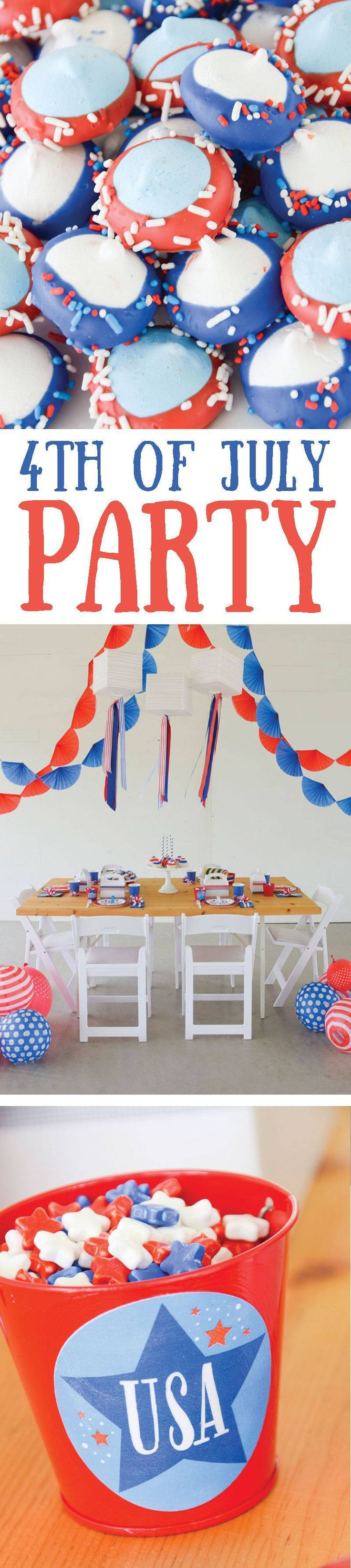 4th of July Ideas by Lindi Haws of Love The Day