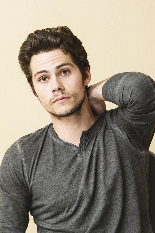 Dylan O'Brien - thinking of trying out his beard for myself