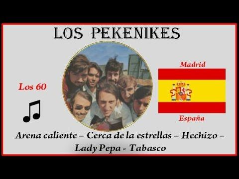 Pekenikes (Los 60) Madrid (España) Arena caliente-Cerca de las estrellas...