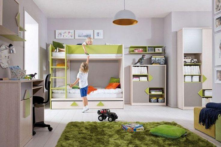 Dětský pokoj Střelka | Nábytek ATAN