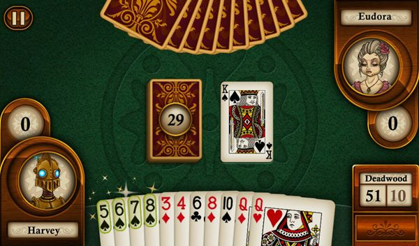 All basics and rules for the game Gin Rummy >> jackpotcity.co/r/1056.aspx