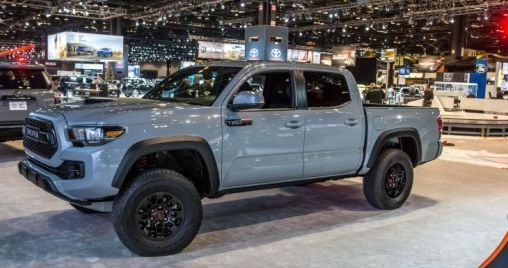 2017 Toyota Tacoma Redesign, Price, Pictures - NewCarRumors