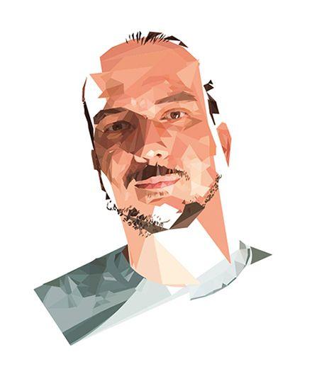 Se vuoi regalare o regalarti un ritratto digitale alla persona che ami, prenota un ritratto poligonale Polytraits firmato Stefano Marvulli!