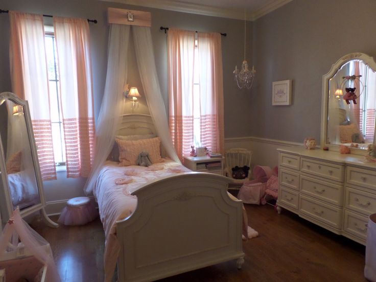 Personalized FREE Canopy Teester Princess CRIB Crown Pink Gray Silver Upholstered & 29 best Room Decor images on Pinterest | Bed canopies Canopy for ...