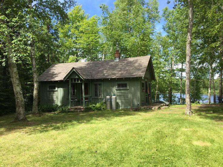 Cozy rustic cabin on pokegama lake grand rapids mn